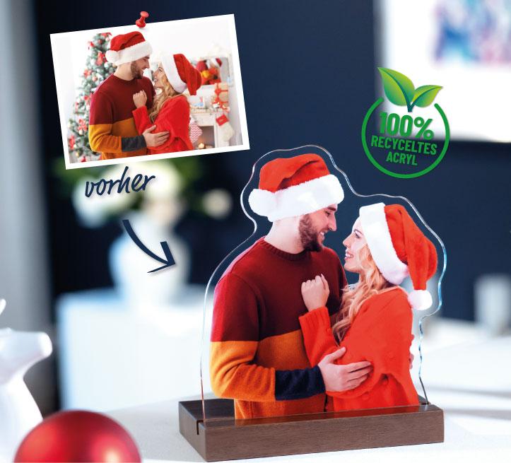 Geschenkidee für den Partner