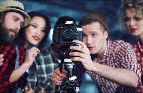 Gute Kameraeinstellungen für Deine Portraitideen